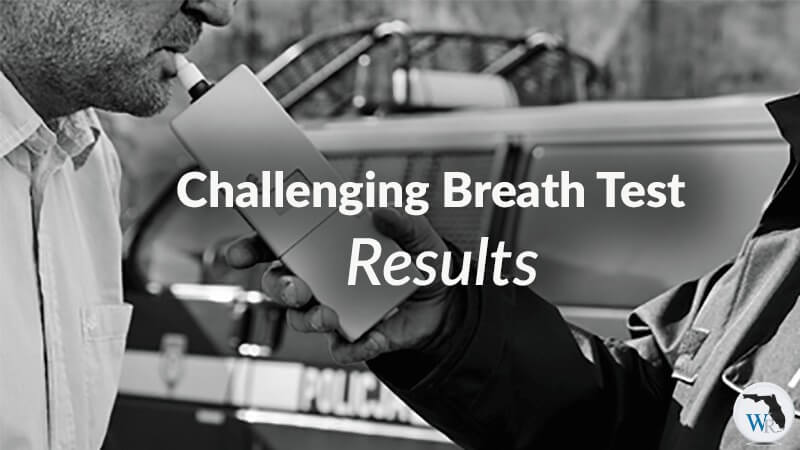 Challenging Breath Tests